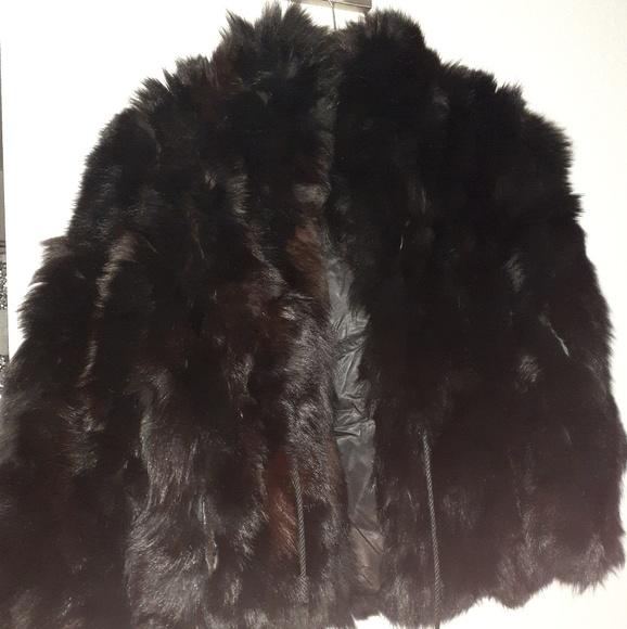 dino di Jackets & Blazers - Fur Coat
